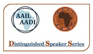 AFIL-Distinguished-Speaker-Series logo